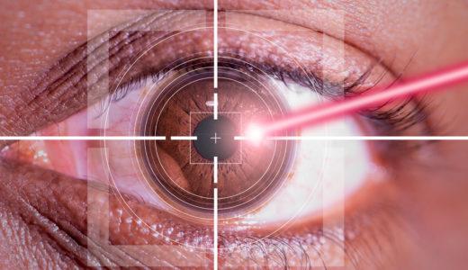 若しもレーザーポインターで視線が可視化されてしまったら..